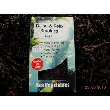 Dulse & Kelp Smokies 50g