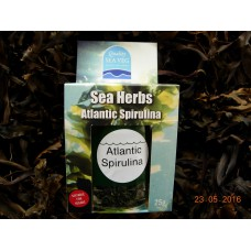 Atlantic Spirulina 25g (Sprinkle Jar)