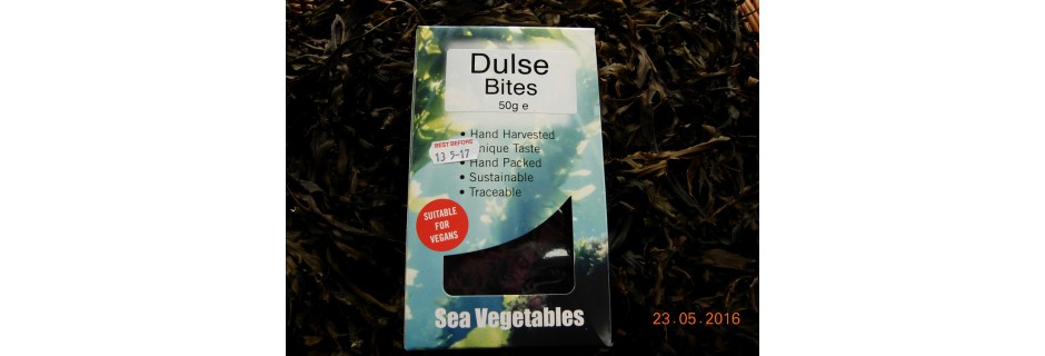 QSV  Dulse bites